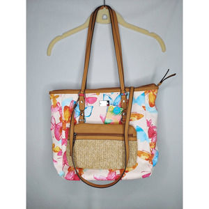 Rosetti Butterfly Double Handle Bag